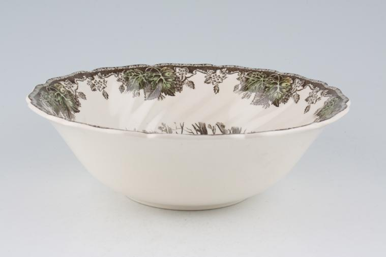 Johnson Brothers - Friendly Village - The - Serving Bowl - Autunumn Mists