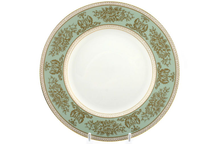 Wedgwood - Columbia - Sage Green - Dinner Plate