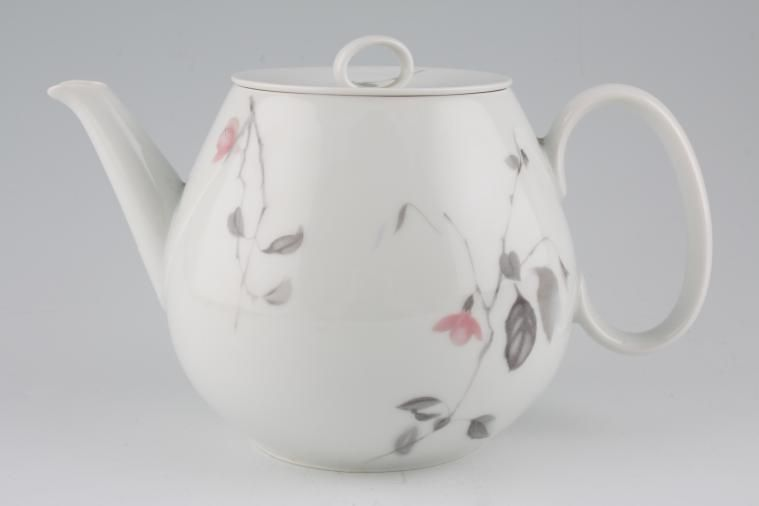 Continental China - Quince - Teapot - Rounded