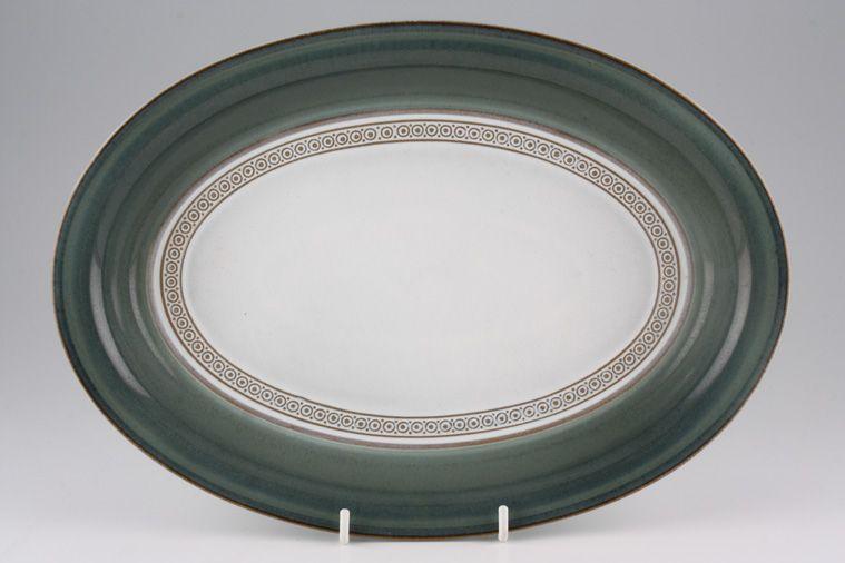 Denby - Venice - Oval Plate / Platter