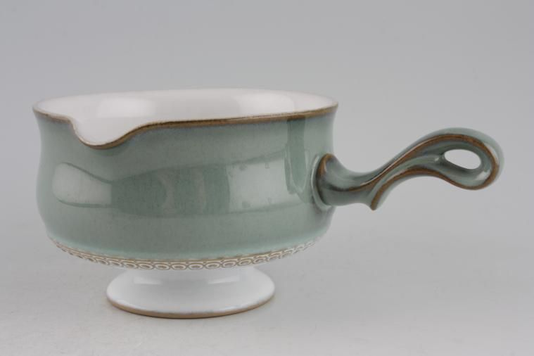 Denby - Venice - Sauce Boat - 1 looped handle-1 lip