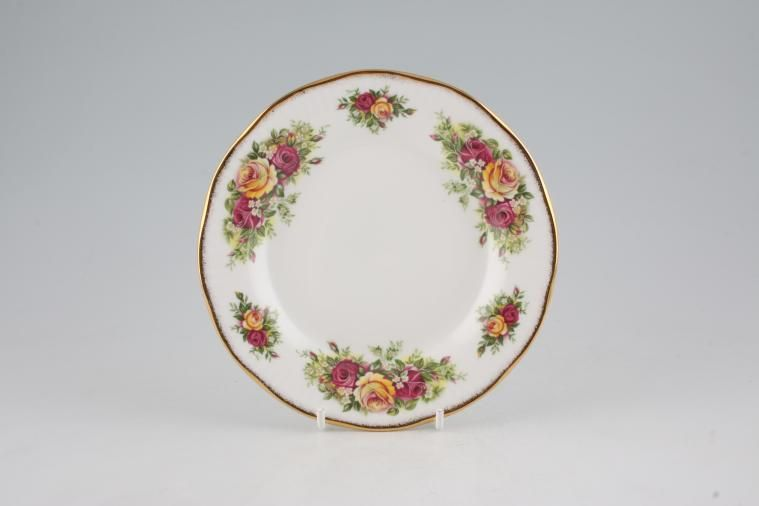 Elizabethan - Rose Garden - Tea / Side / Bread & Butter Plate