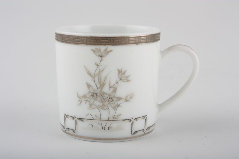 Christofle - Fleur d'Argent - Coffee/Espresso Can