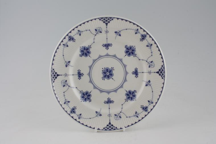 Johnson Brothers - Denmark - Blue - Breakfast / Salad / Luncheon Plate
