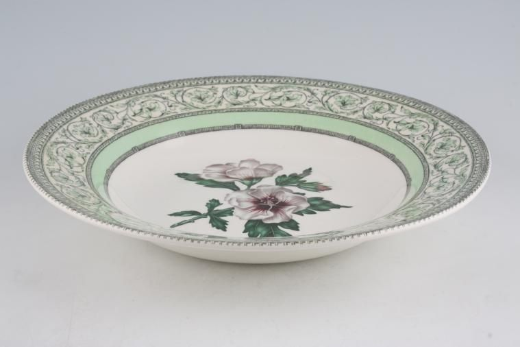 The Royal Horticultural Society - Applebee Collection - Serving Bowl - Round - Flower in Centre