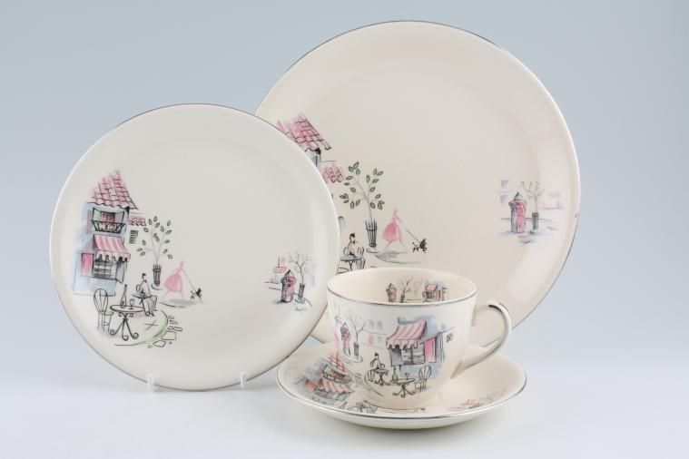 Meakin Replacement China