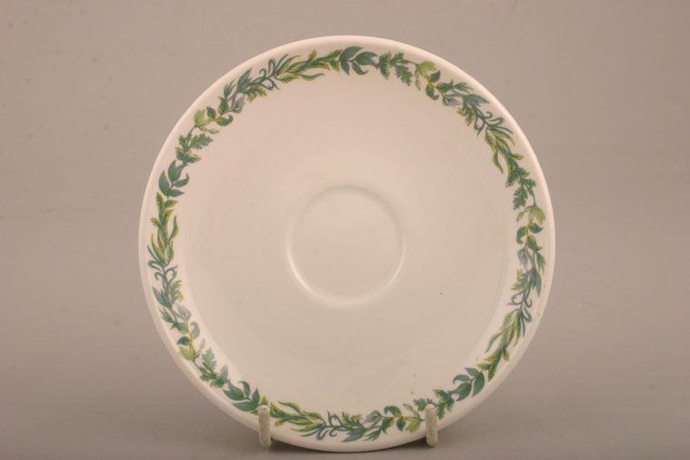 Portmeirion - Flowers of the Year - Coffee Saucer