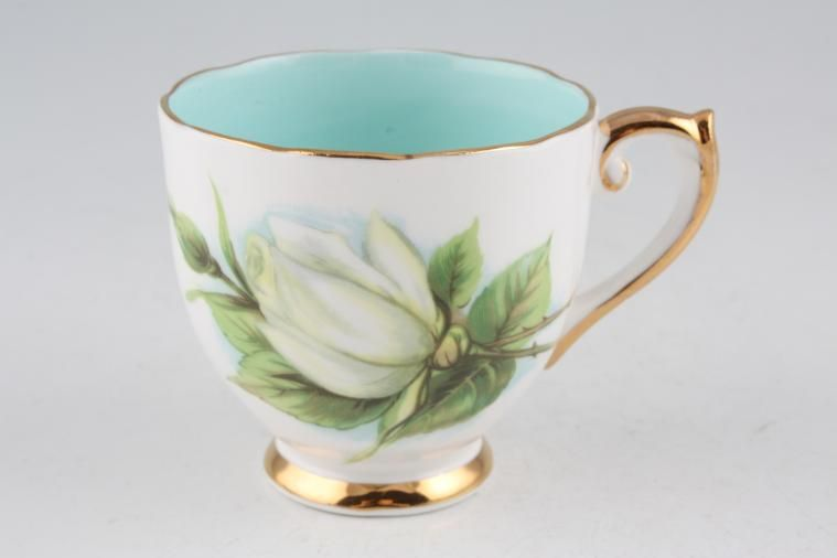 Roslyn - Harry Wheatcroft Roses - Virgo - Coffee Cup