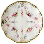 Royal Crown Derby - Royal Antoinette - Tea Saucer - 5 3/4""