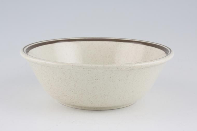 Royal Doulton - Hill Top - L.S.1025 - Oatmeal / Cereal / Soup - No Rim