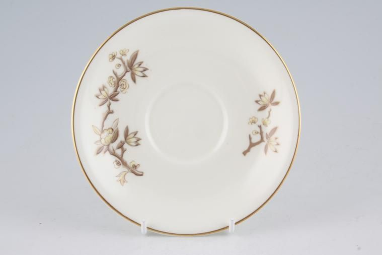 Royal Worcester - Reverie - Soup Cup Saucer
