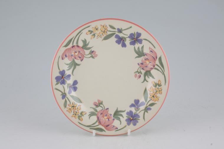 Staffordshire - Chelsea - Tea / Side / Bread & Butter Plate