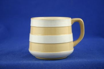 T G Green - Cornishware - Cream and White