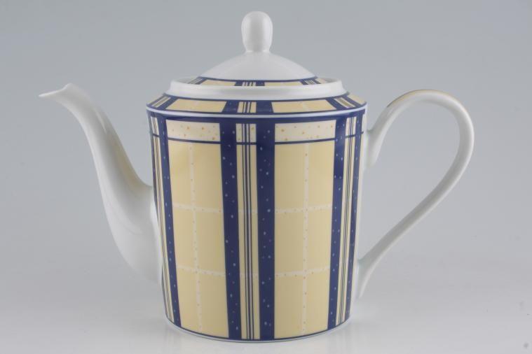 TTC - French Vanilla - Teapot